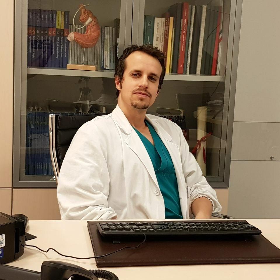 Curriculum Vitae del Dr. Giovanni Quartararo
